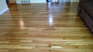 floors done front room